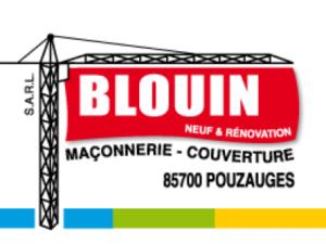 BLOUIN - MAÇONNERIE - COUVERTURE