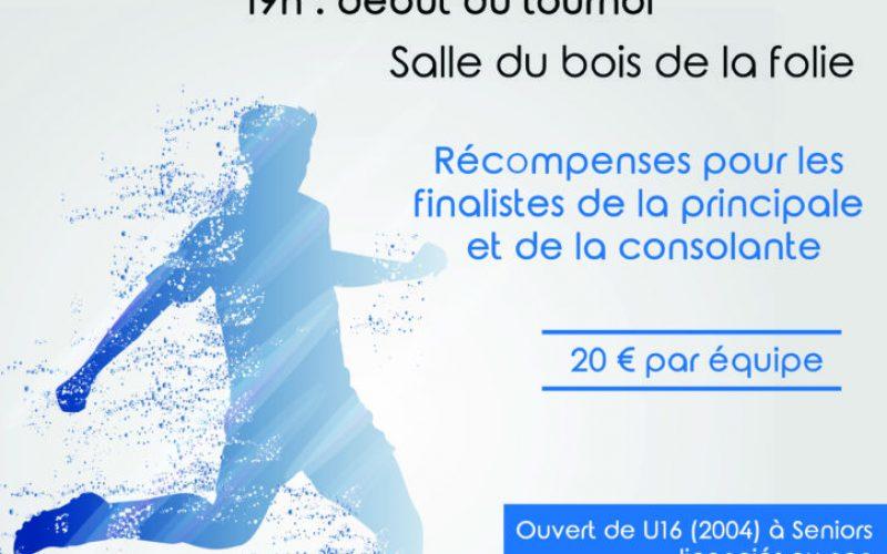 Tournoi Futsal - janvier 2020